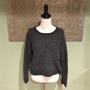 (Anthropologie) Moth Chunky Knit Sweater